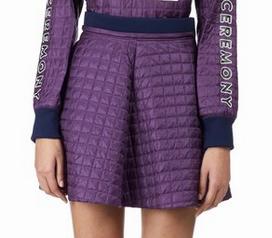 Kiko Mizuhara for Opening Ceremony Embossed Skirt $225