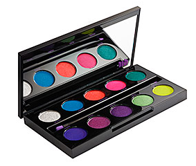 Urban Decay Electric Pressed Pigment Pallette $49