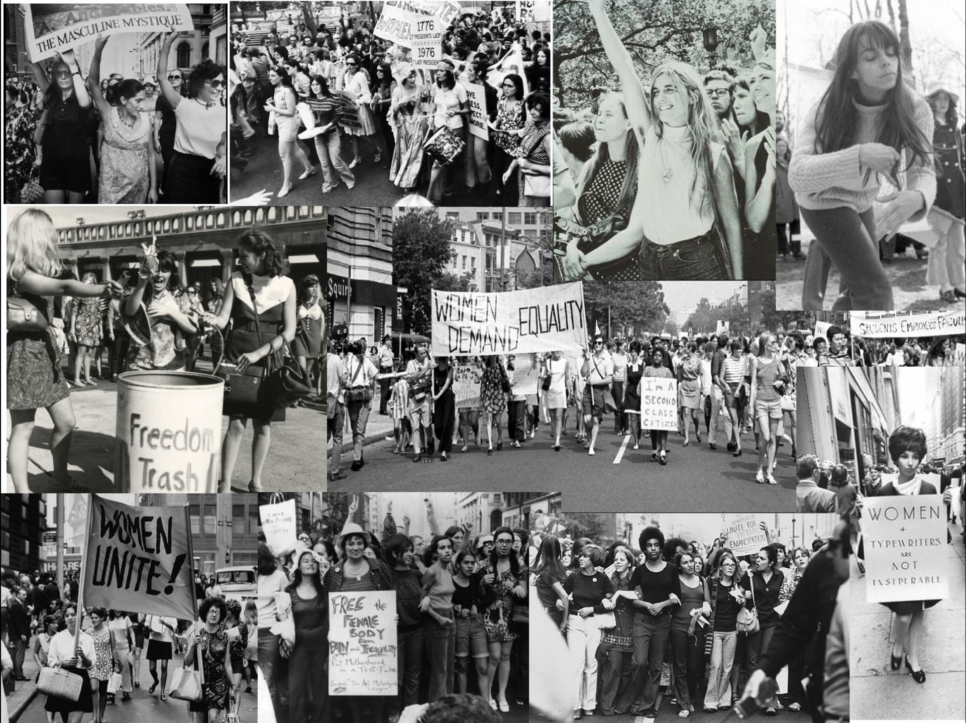 Womens Liberation Photos 60's-70's