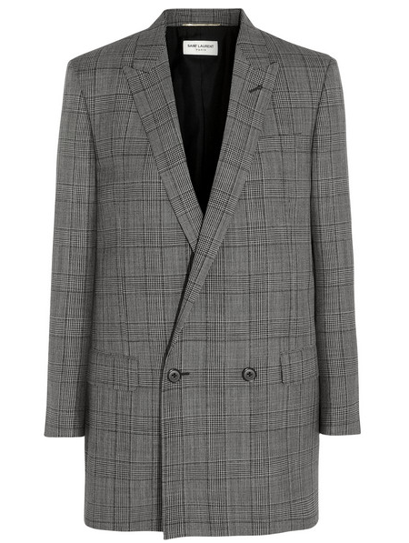 Saint Laurent Wool Blazer $2950