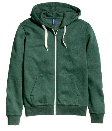H&M Hooded Jacket $19.95