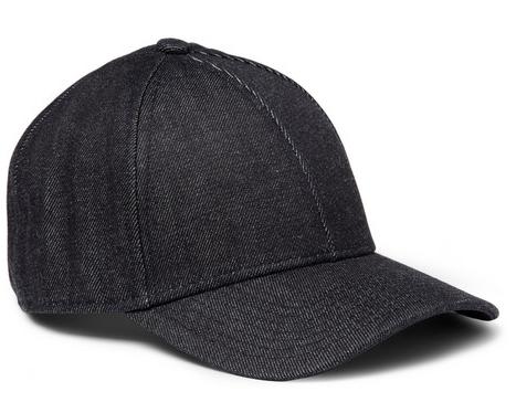 Acne Studios Denim Baseball Cap $100