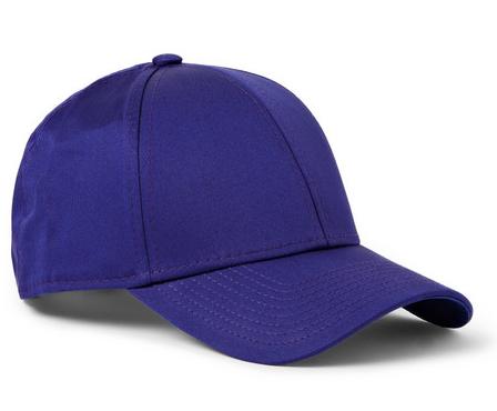 Acne Studios Matte-Satin Baseball Cap $130