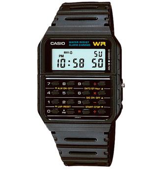 Casio Databank CA53W/1 $24.95