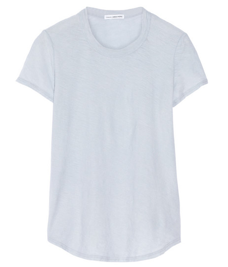 James Perse Slub Cotton-Jersey T-Shirt $65