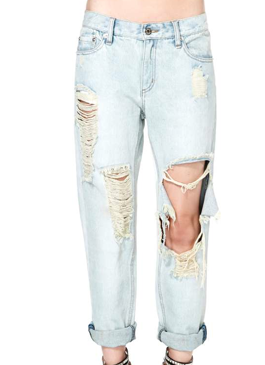 Maurie and Eve Oh Boy! Jeans $185