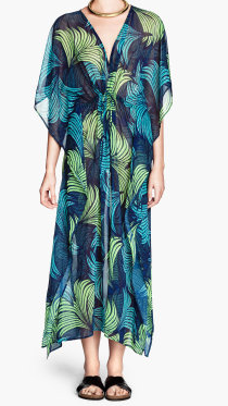 H&M Chiffon Dress $34.95