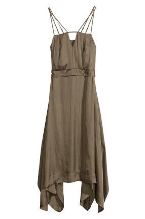 H&M Satin Dress $59.95