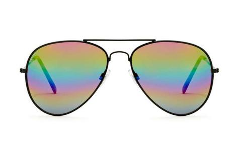 A.J. Morgan Technicolor Sunset Aviator $20