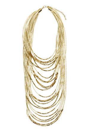 H&M Multistrand Necklace $19.95