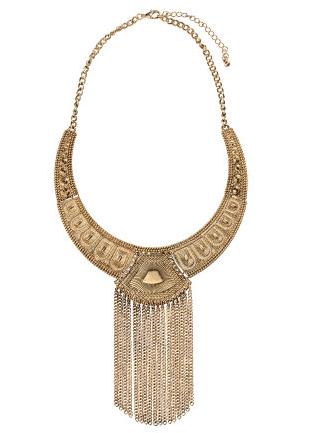 H&M Short Necklace $17.95