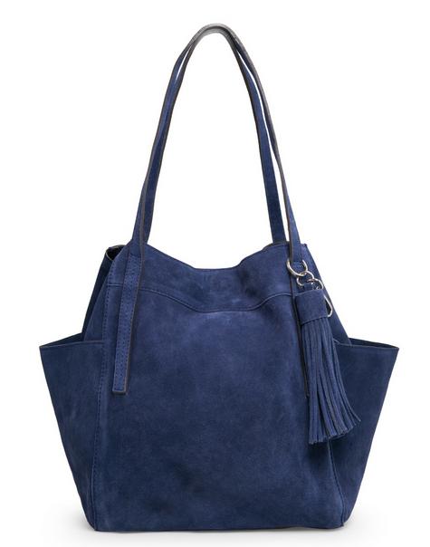 Mango Tassel Hobo Bag $99.99