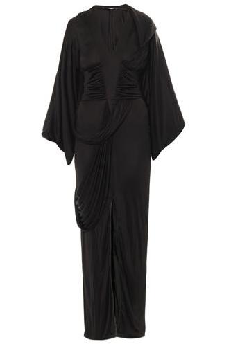 Givenchy Draped Jersey Dress $3625