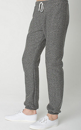 American Apparel Salt and Pepper Sweatpant $38