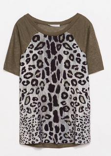 Zara Combined T-Shirt $29.90