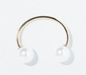 Zara Bracelet with Pearls on the Side $16.90
