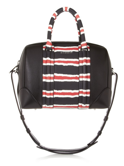 GIVENCHY Medium Lucrezia bag in printed leather $2,990