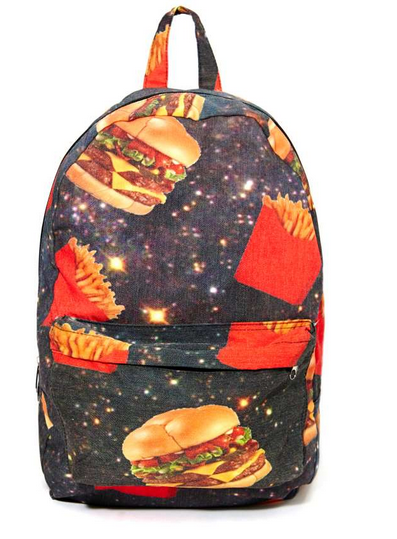 O-Mighty Happy Meal Backpack $60.00