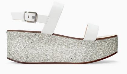 Zara Glitter Wedge $99.90