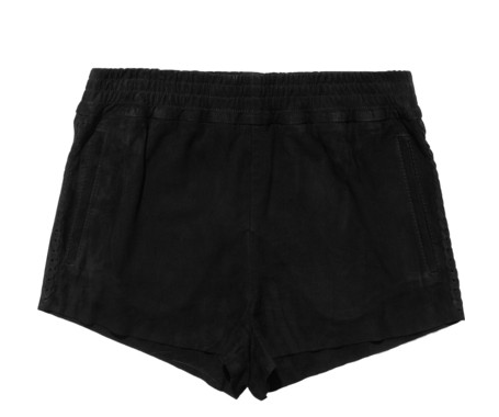 KATE MOSS FOR TOPSHOP Suede Shorts $150