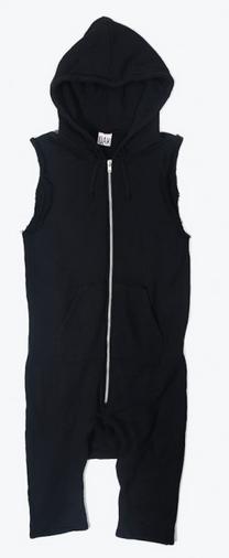 OAK Hooded Short Romper $94.50