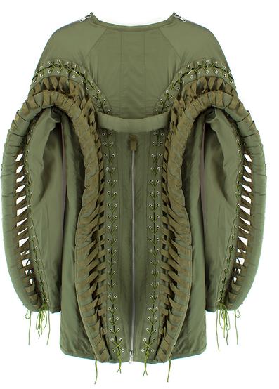 Hood By Air Parachute Jacket $720
