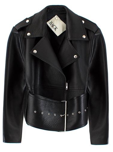 Ann-Sofie Back Biker Jacket $1545