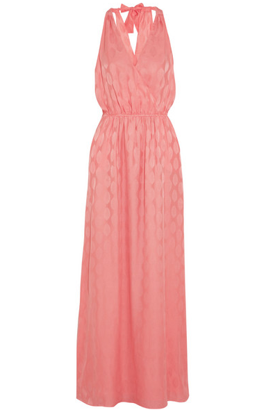 Paul & Joe Silk Crepe Maxi Dress $375