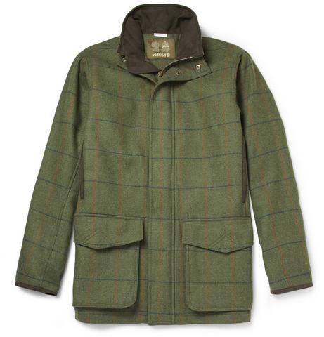 Musto Shooting Tweed Field Jacket $750