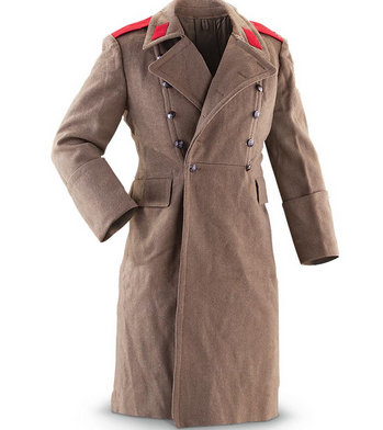 New Hungarian Wool Trench $59.99