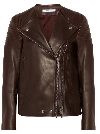 Givenchy Leather Jacket $2994