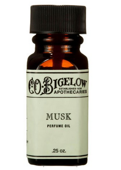 CO Bigelow's Musk Perfume Oil $15