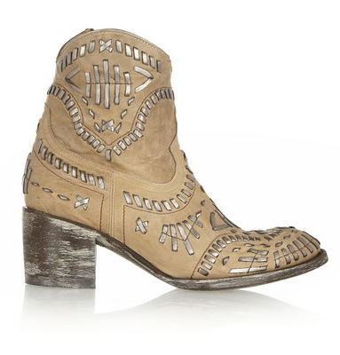 Mexicana Distressed Boots $750