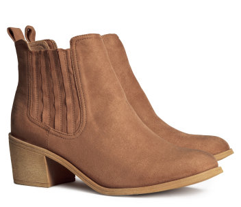 H&M Ankle Boots $17