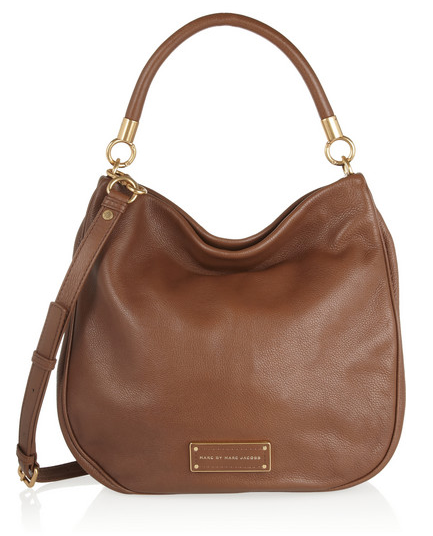 Marc by Marc Jacobs Leather Shoulder Bag $440