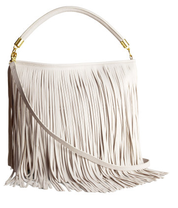 H&M Fringe Shoulder Bag $29.95