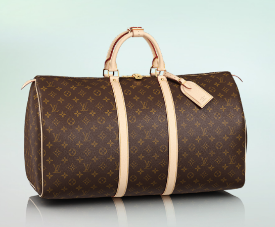 Louis Vuitton Keep All $1390
