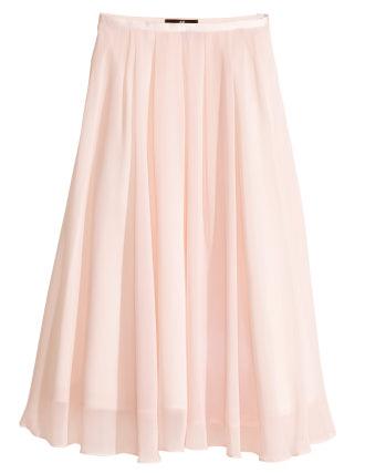 H&M Calf Length Skirt $34.95