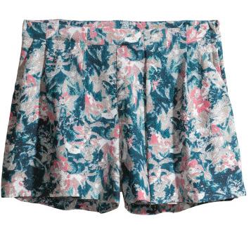 H&M Woven Shorts $24.95
