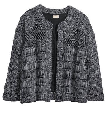 H&M Knit Cardigan $69.95