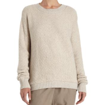 The Elder Statesman Honey Comb Cashmere Sweater $1175