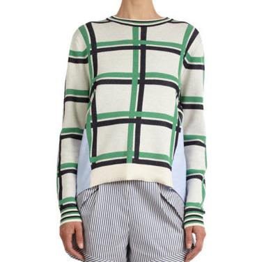 Thakoon Addition Sweater Shirt $340