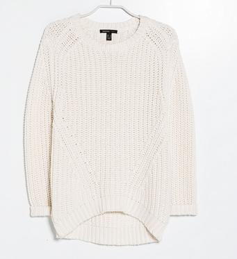 Mango Cotton Sweater $59.90
