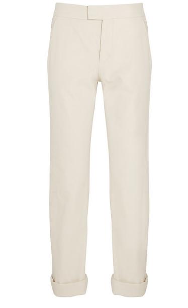 Isabel Marant Cotton Boyfriend Pants $264