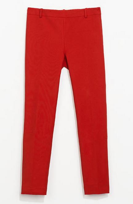 Zara Legging Style Trousers $69.90
