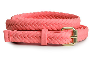H&M Braided Belt $5.95