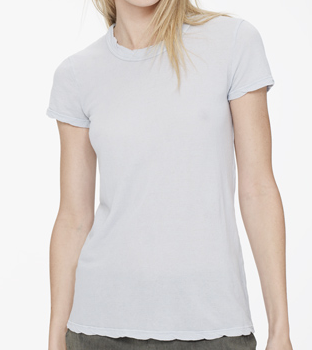 James Perse Crepe Jersey Little Boy Tee $95