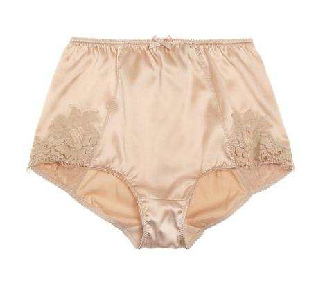 Dolce & Gabbana Lace & Satin Briefs $204
