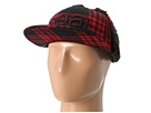 Coal - The Stevens (Red Plaid) - Hats $21.99
