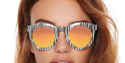 CRAP Eyewear TV Eye Shades Shop With Sally Sally Lyndley Fashion Stylist